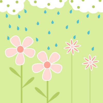 april clipart background