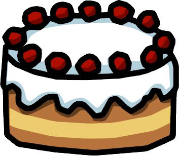 April clipart cake. Image png scribblenauts wiki