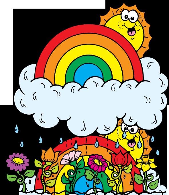 Showers may printable pdf. April clipart calendar