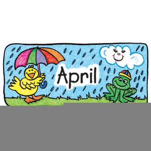 Free images at clker. April clipart calendar