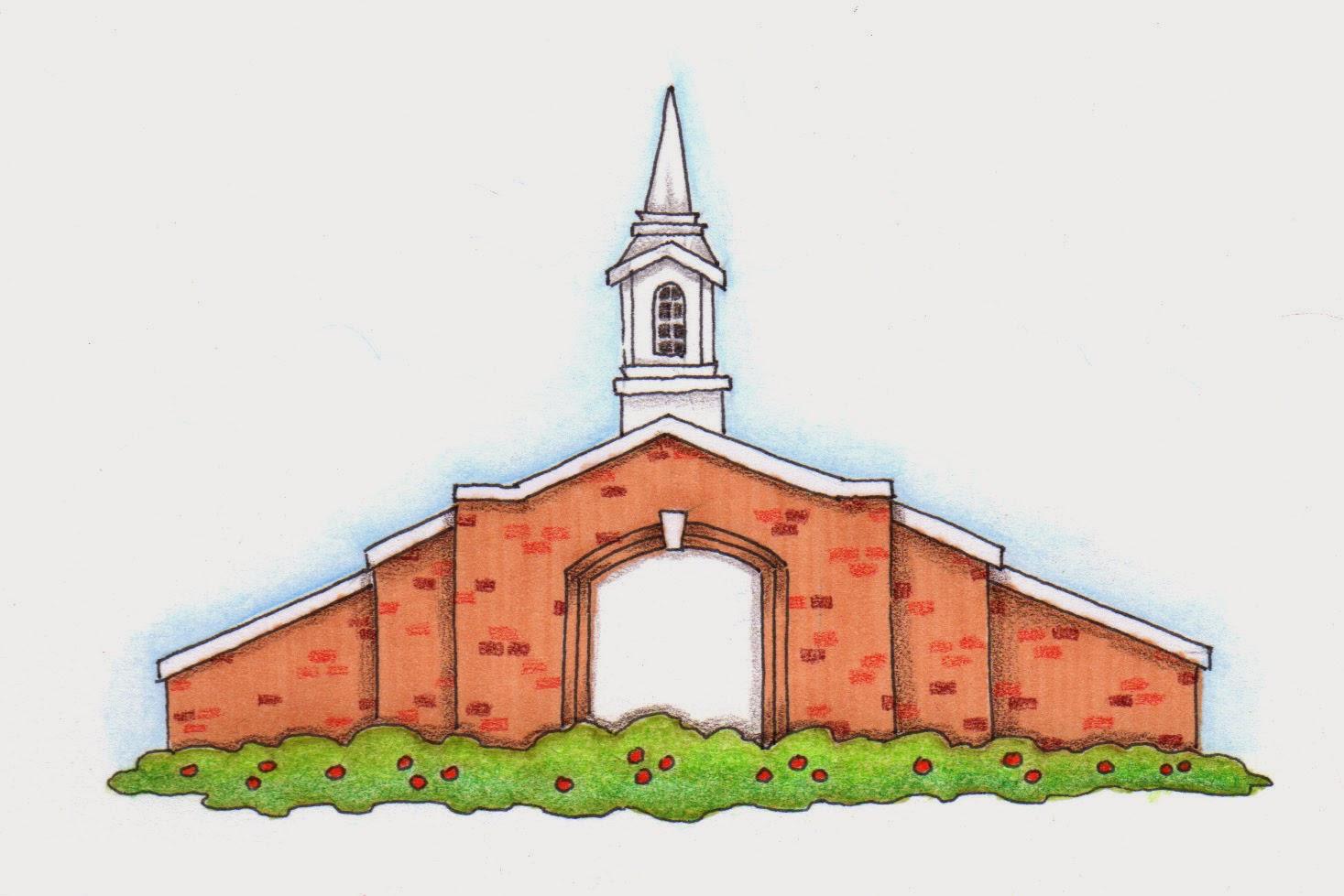 April clipart church. The barefoot chorister i