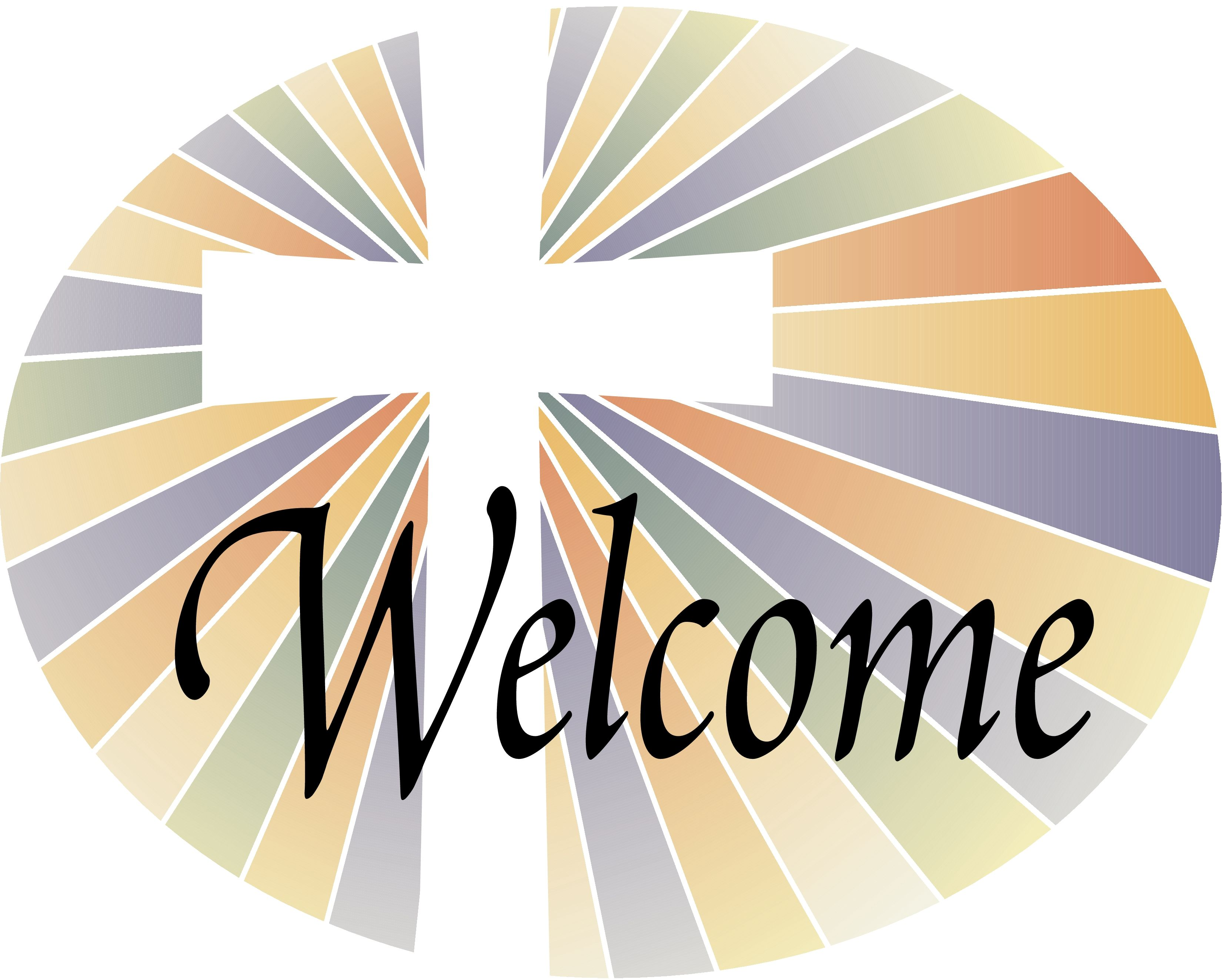 Free christian welcome friendly. April clipart church