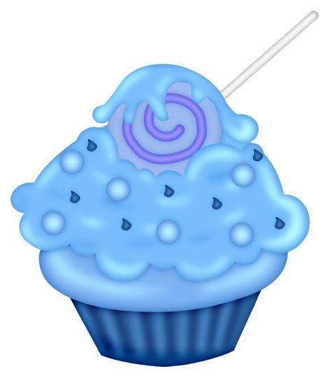 best cupcakes images. April clipart cupcake