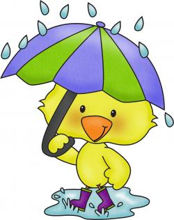 April clipart duck. Showers bring may flowers