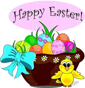 Weekend th pitton cross. April clipart easter