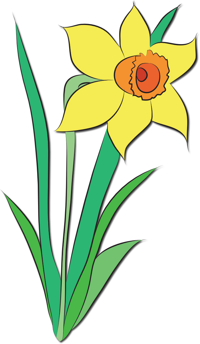 April clipart flower. May flowers clip art