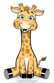 april clipart giraffe
