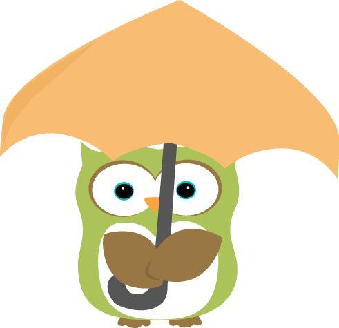 April clipart owl.  best clip art