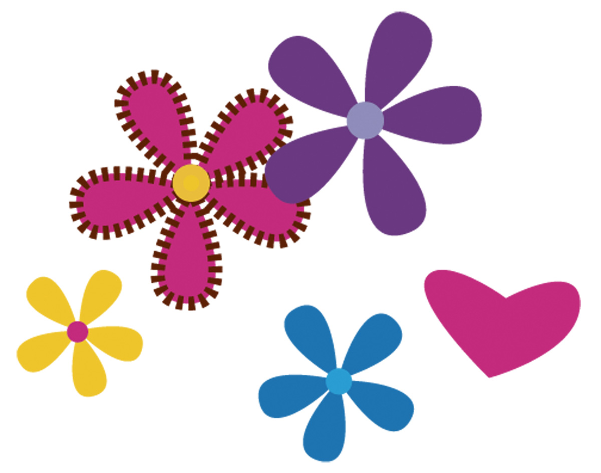 Flowers showers bring may. April clipart pretty flower