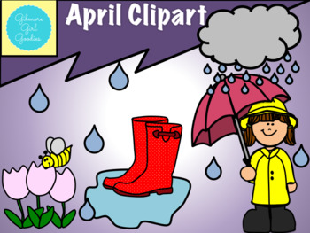 By gilmore girl goodies. April clipart teacher