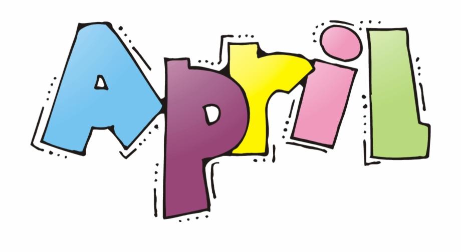 April clipart transparent. Calendar and clip art