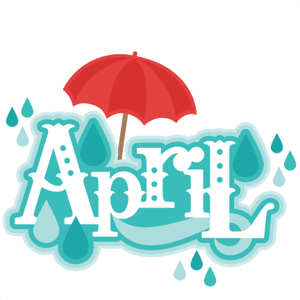 collection of high. April clipart transparent