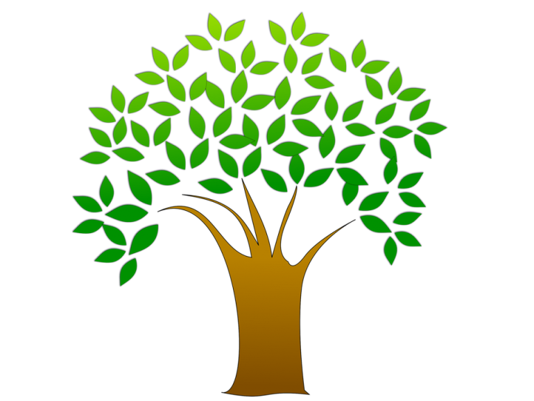 April clipart tree. Free seedlings at haddon