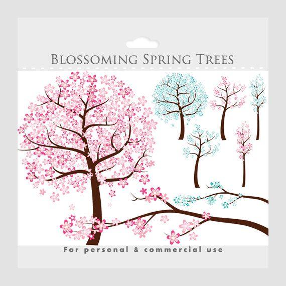 best invite images. April clipart tree