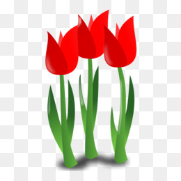 April clipart tulip. Shower flower clip art