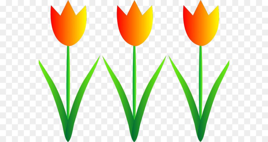 April clipart tulip. Spring flower