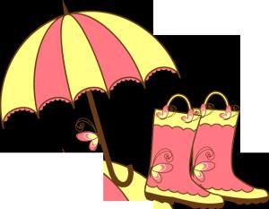 April clipart umbrella. Free showers clip art
