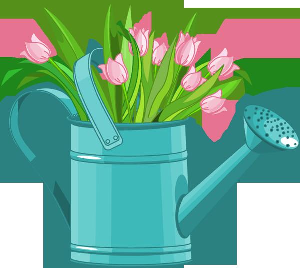 Mayflower flower cart