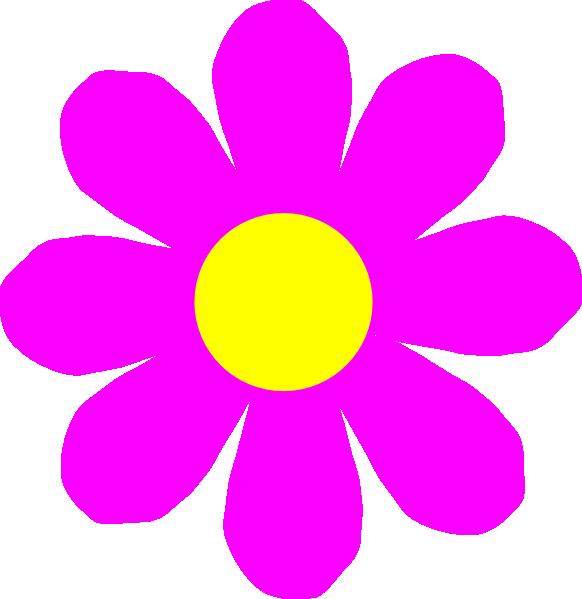 Purple flower clip art. April clipart wildflower
