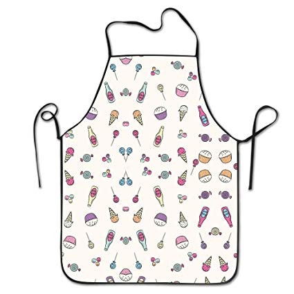 Apron clipart. Amazon com chefs ice
