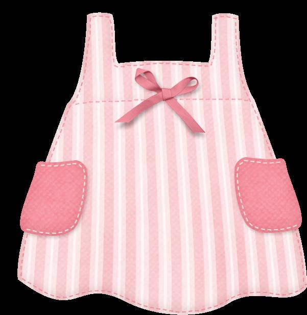 Lliella babygirl dress png. Apron clipart baby