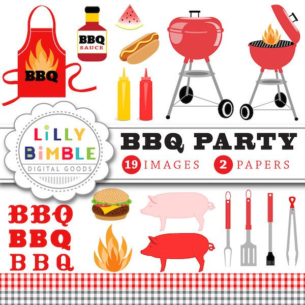 Pin by sharon cloutier. Apron clipart barbecue