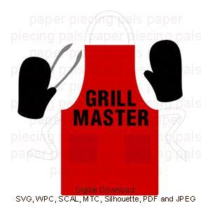 Apron clipart barbecue. Bbq clipartuse grilling