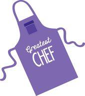 collection of high. Apron clipart cooking
