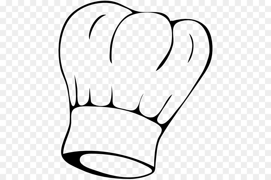 Chefs uniform apron clip. Chef clipart line