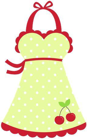 Apron clipart half apron. Cute free download clip