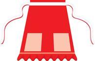 Apron clipart half apron. Search results for pro