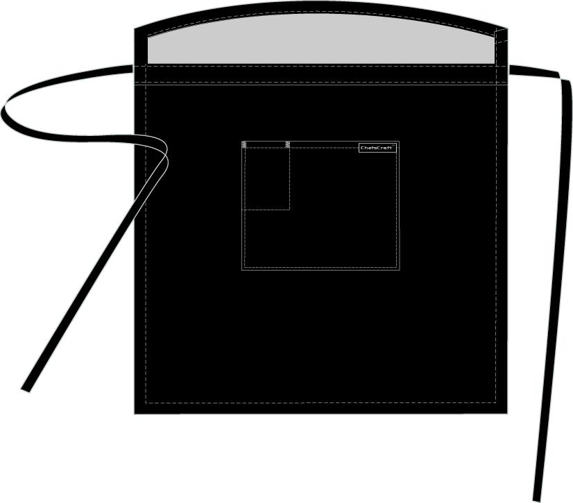 Apron clipart half apron. Free cliparts download clip