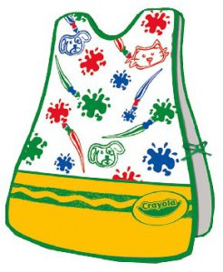 Apron clipart paint smock. Top best and smocks