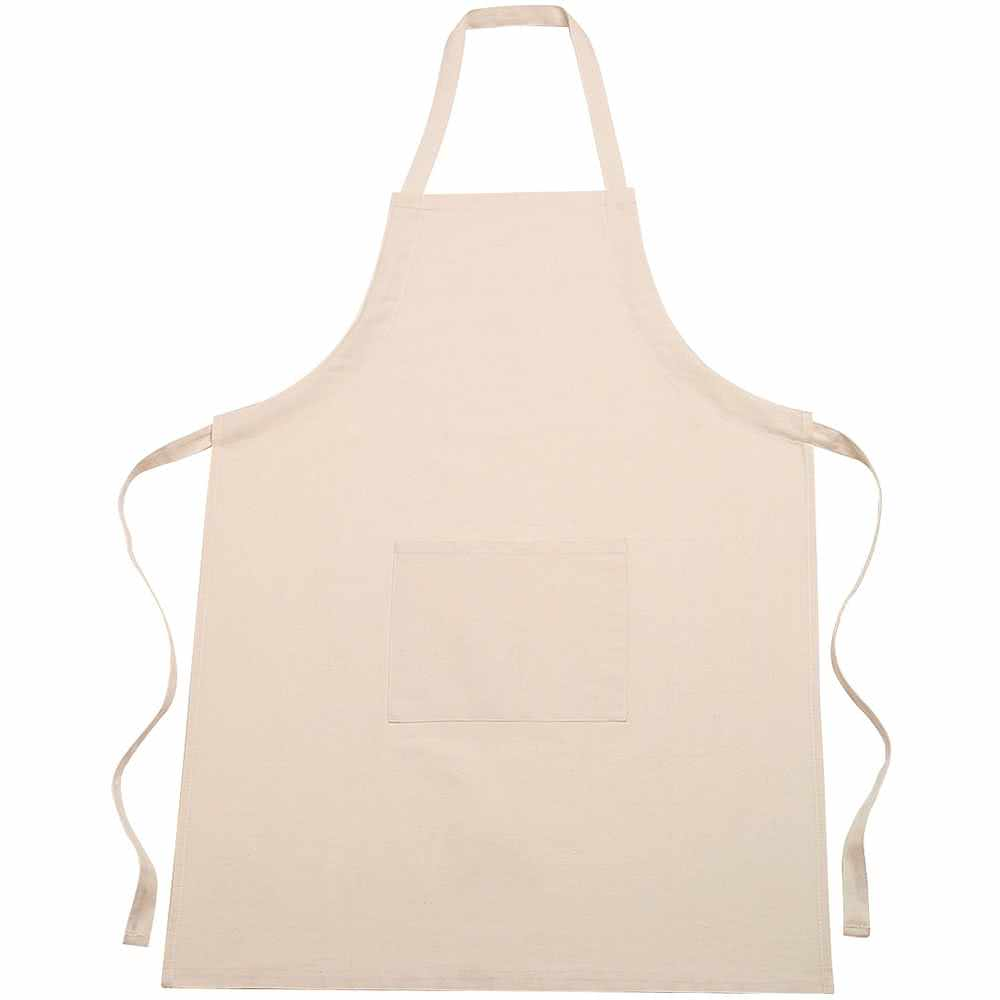 Apron clipart promotional. Natural cotton aprons with