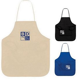 Apron clipart promotional. Aprons customized logo nonwoven
