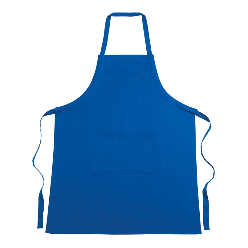 Cotton screen printed customized. Apron clipart promotional