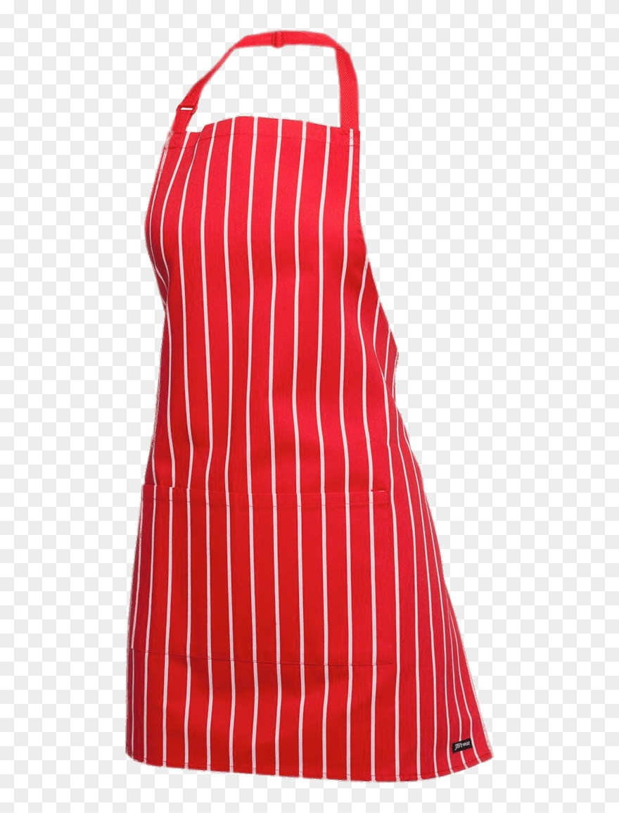 Apron clipart striped. Download red and white