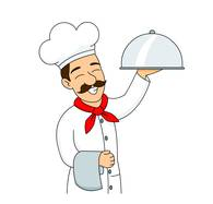 Apron clipart striped. Search results for culinary
