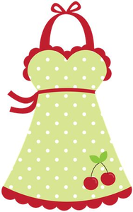 Apron clipart vector. Vintage free images at