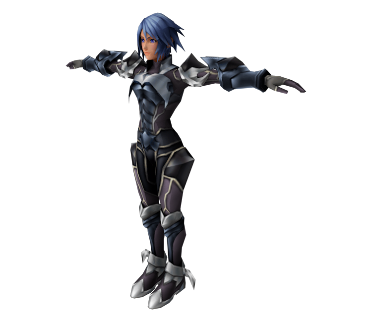 Psp birth by sleep. Aqua kingdom hearts png