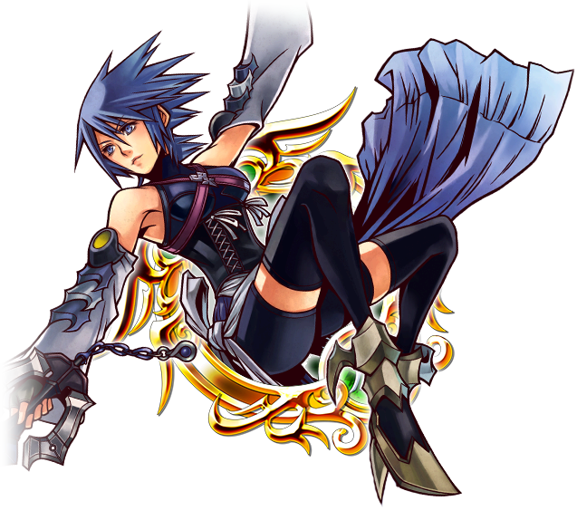 Aqua kingdom hearts png. Birth by sleep ii