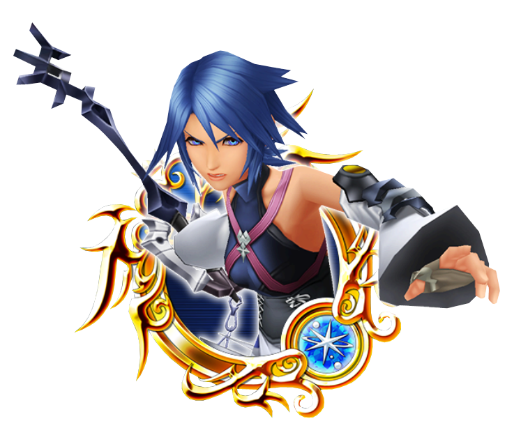 Unchained wiki . Aqua kingdom hearts png