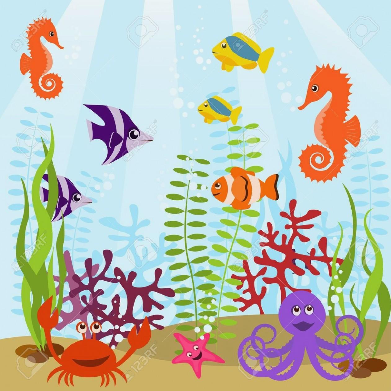 How to get people. Aquarium clipart animated