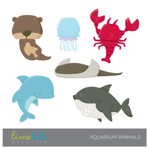 Lime bits creative mygrafico. Aquarium clipart aquarium animal