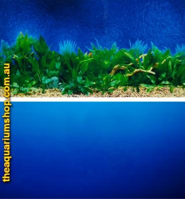 Aquarium clipart aquarium background. Double sided cm high