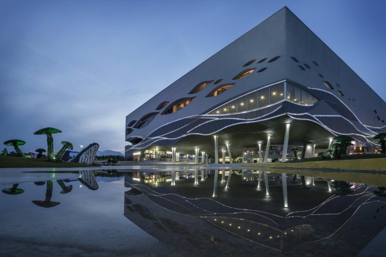 Aquarium clipart aquarium building. Antalya bahadir kul architects