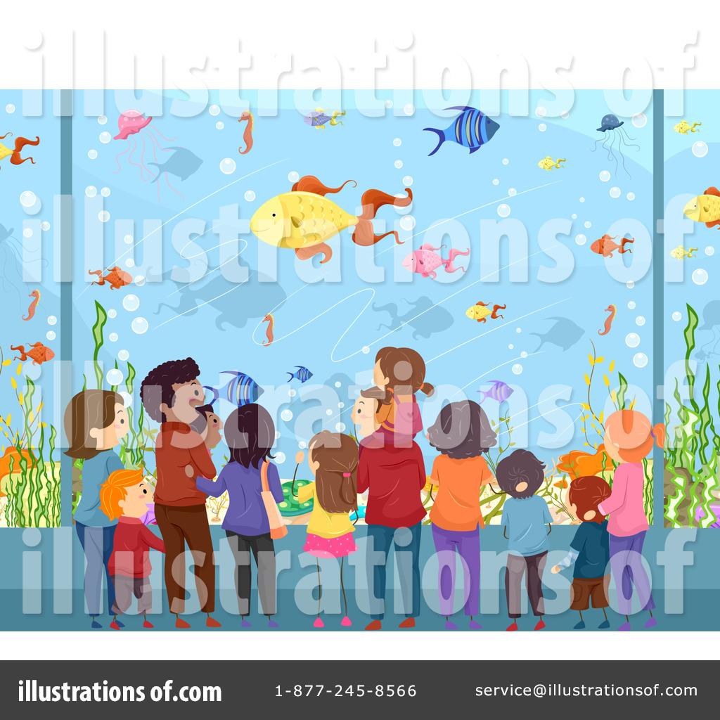 Illustration by bnp studio. Aquarium clipart aquarium design