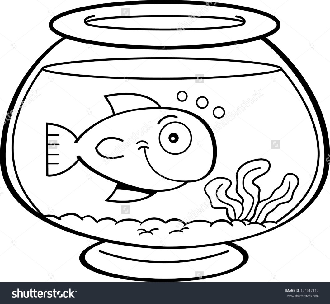 Aquarium clipart black and white. Aquariumwalls org station