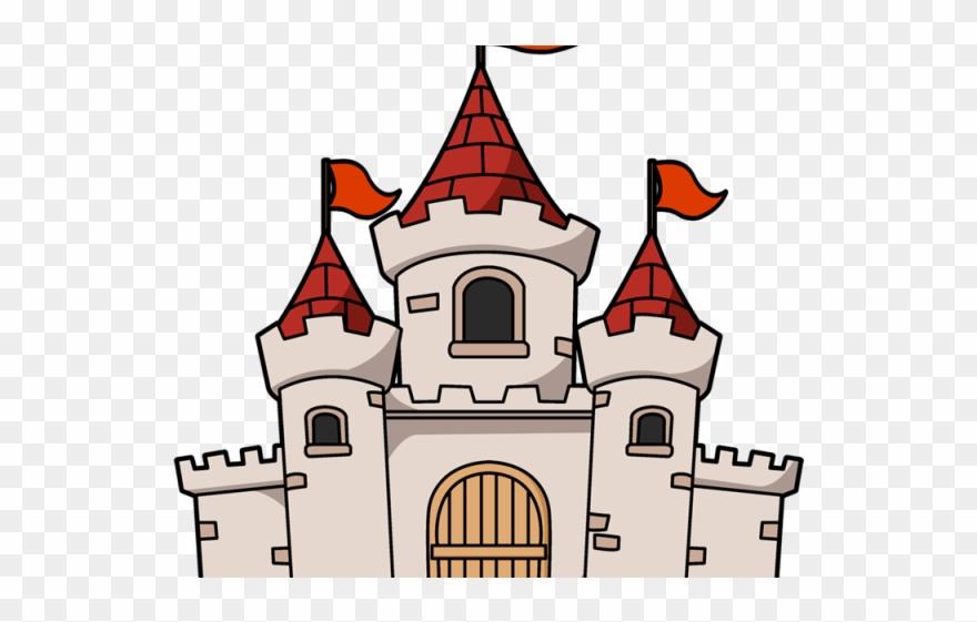 Palace clipart fish tank. Fairytale aquarium castle cartoon