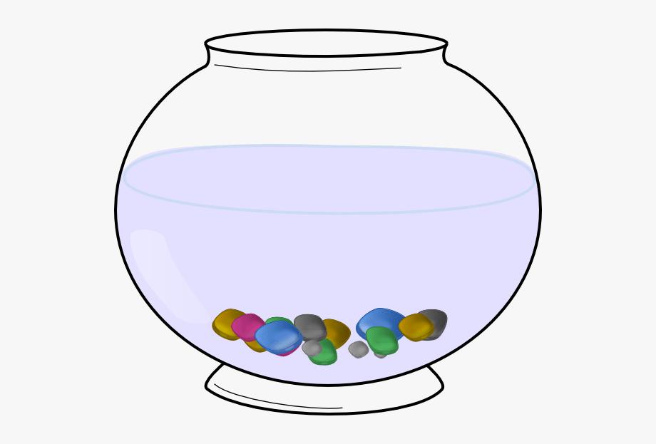 Fishbowl clipart empty vase. Goldfish bowl fish tank